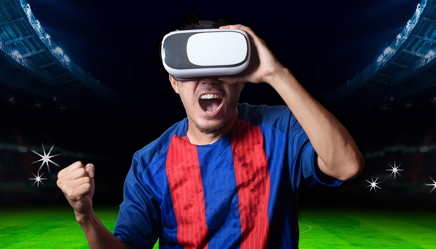 oculus venues e sport marketing 4.0
